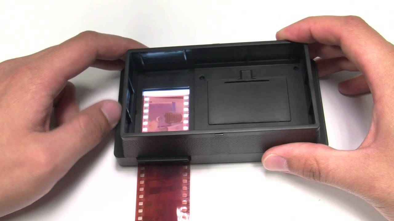 lomography smartphone film scanner review youtube