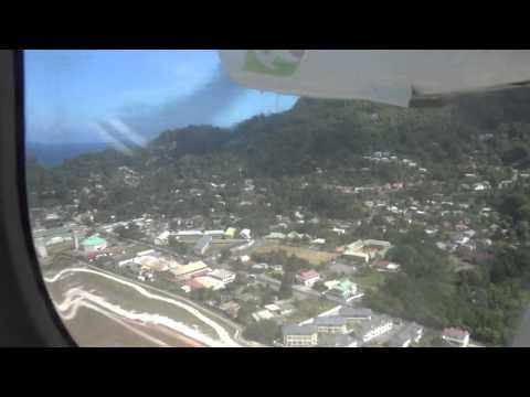 Air Seychelles to Praslin Island