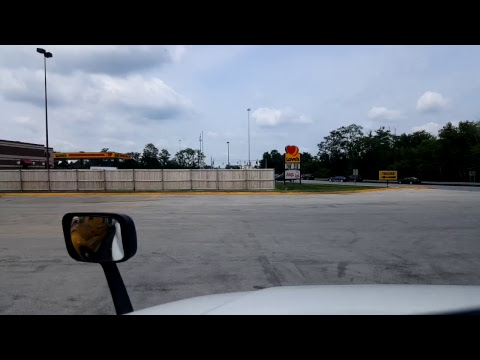 BigRigTravels LIVE! - Lexington, Kentucky Heading on I-75 South to Truck Stop in Richmond-7/24/17