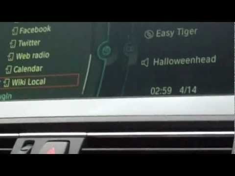 Wiki Local feature in 2012 BMW 650i with BMW Apps