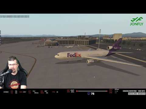 New GPB500 Airports - KSNA to F70 on Pilotedge with a Skyhawk - X-Plane 11
