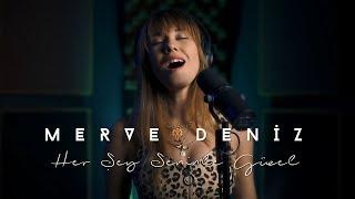 Merve Deniz - Her Şey Seninle Güzel (Cover)