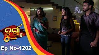 Durga | Full Ep 1202 | 15th Oct 2018 | Odia Serial - TarangTV