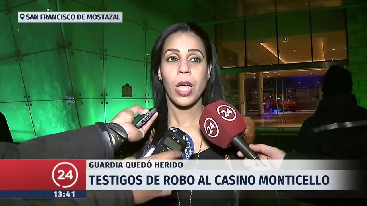 asalto a casino monticello video