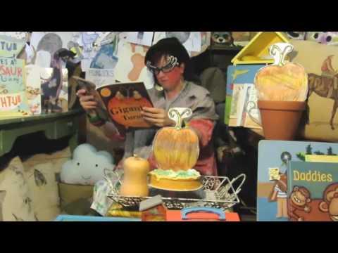"""The Gigantic Turnip"" By Aleksei Tolstoy, Niamh Sharkey & Imelda Staunton"
