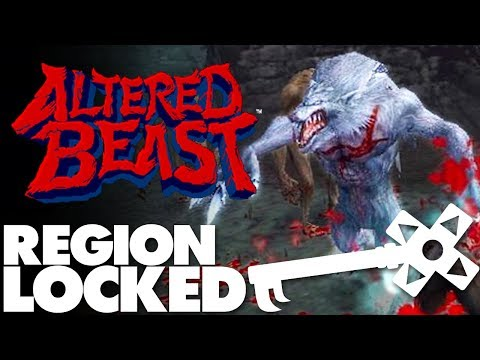 The PlayStation 2 Re-imagining America Never Got: Altered Beast (PS2) - Region Locked Feat. Greg