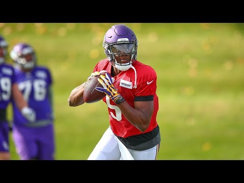Teddy Bridgewater Returns To Practice