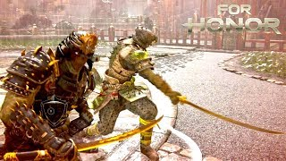 Countering Orochi light attacks + MORE! Orochi Duels Ep.#302 [For Honor]