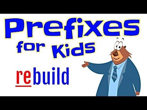 Prefixes for Kids