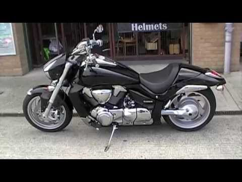 suzuki intruder m1800r youtube. Black Bedroom Furniture Sets. Home Design Ideas