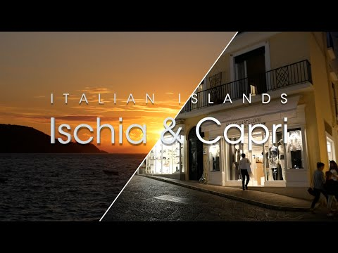 Citalia Presents | Italian Islands Ischia & Capri