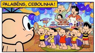 🎥 Maratona de aniversário: episódios do Cebolinha   Turma da Mônica