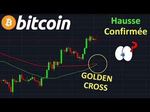 BITCOIN GOLDEN CROSS PUMPERA D'OFFICE !? btc analyse technique crypto monnaie