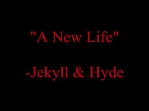 """A New Life"" from Jekyll & Hyde karaoke/ instrumental"