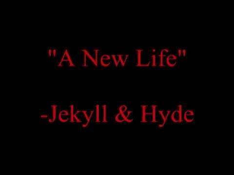 A New Life from Jekyll & Hyde karaoke instrumental