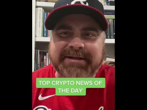Top crypto news of the day #bitboy #crypto #money #bitcoin