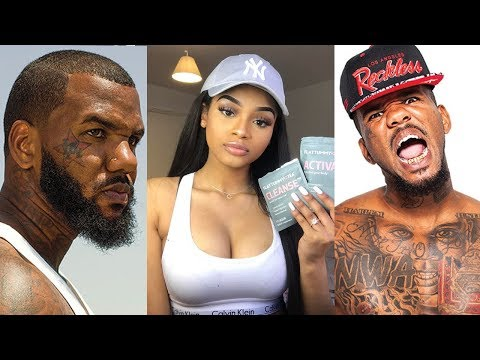 The Game Got CAUGHT In 16 Year Old Girl Instagram DMs
