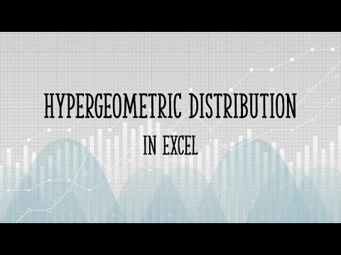 Excel Hypergeometric distribution to calculate card probabilities