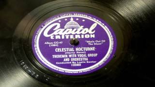 Celestial Nocturne - Les Baxter (Music Out Of The Moon)