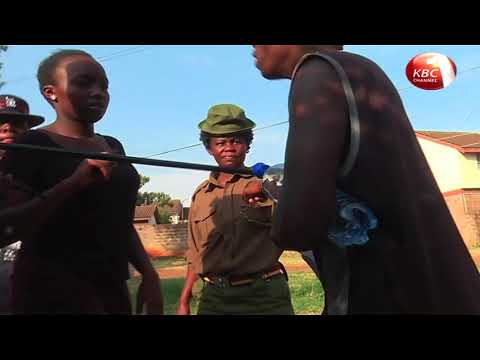 Drama in Nairobi's Ngumo estate