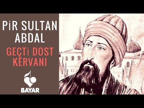 Pir Sultan Abdal - Geçti Dost Kervanı - Enstrümantal