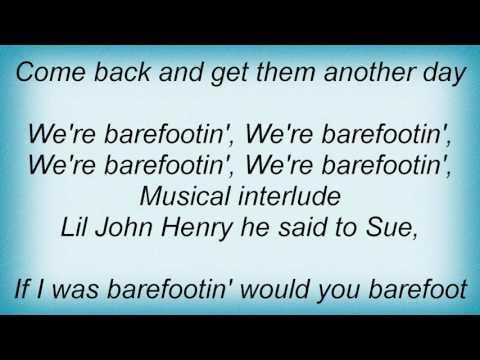 Robert Parker - Barefootin' Lyrics