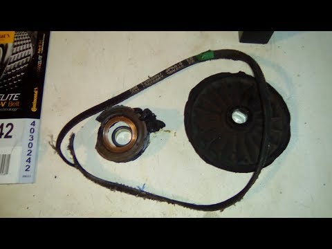 Water Pump Pulley's Melted!!!