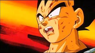 Vegeta's Respect For Goku
