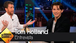La forma en la que Tom Holland se enteró de que iba a interpretar a Spiderman - El Hormiguero 3.0