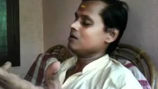 Kathakali padam - Ajitha hare...