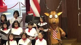 地利亞加拿大學校小學部合唱團 2018 12 13 1659 4K 太古城中心