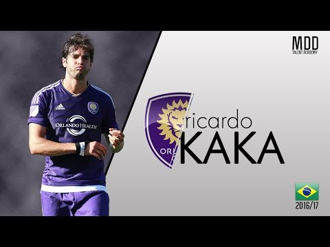 Ricardo Kaká | Orlando City | Goals, Skills, Assists | 2016 - HD