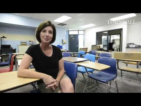 VIDEO: #Longmont Christian School teachers excited for new building, larger space
