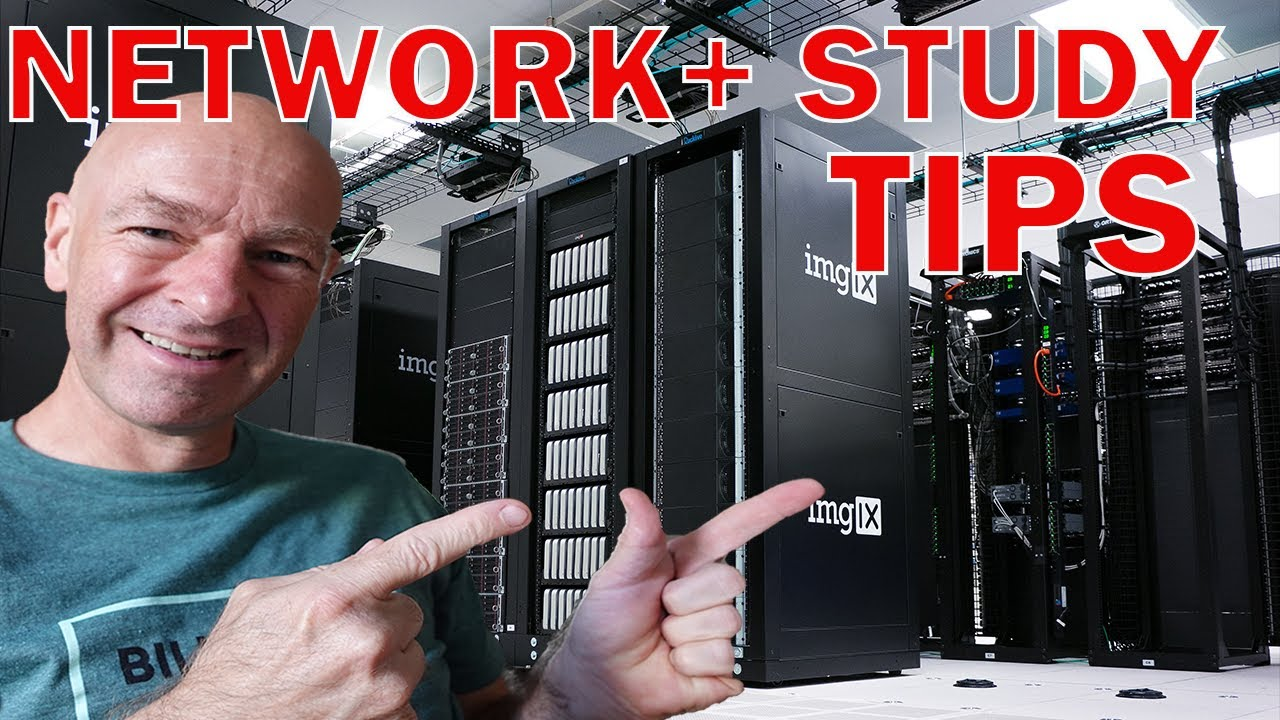 NETWORK+ STUDY TIPS - HOW TO PASS the COMPTIA NETWORK+ EXAM