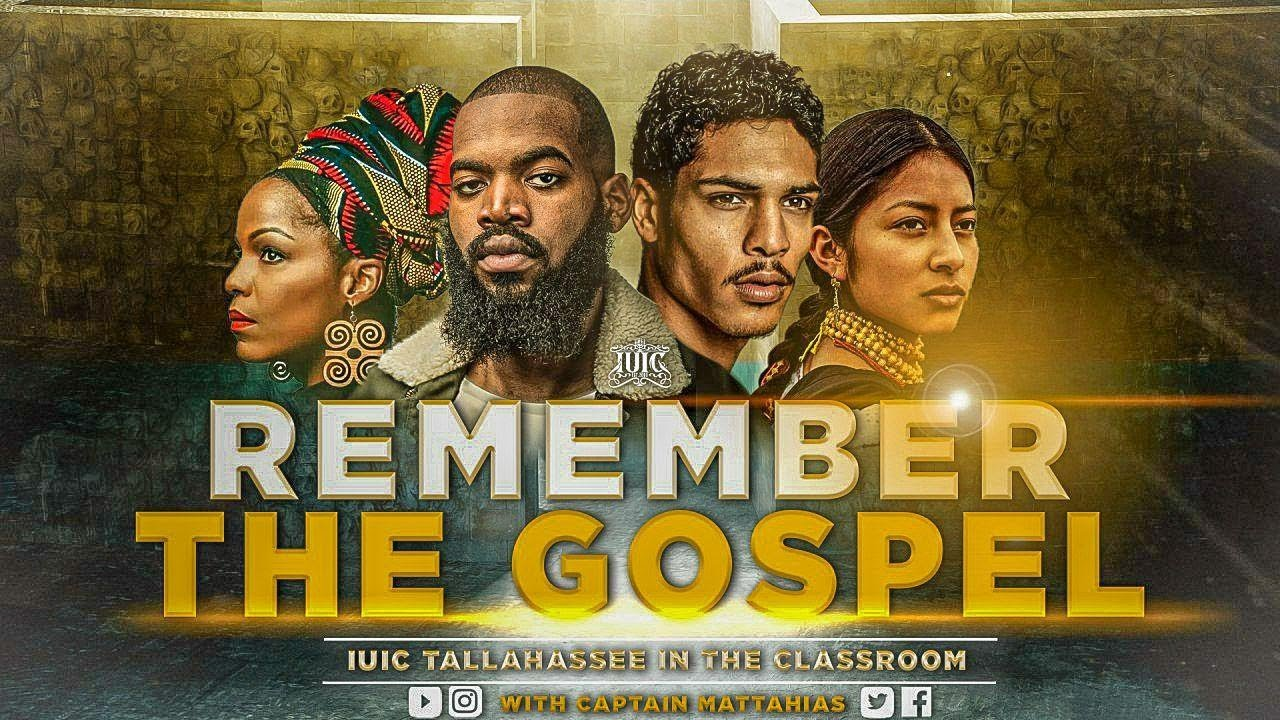 IUIC | Remembering The Gospel | #TheGreatCommissionIsNotForEverybody