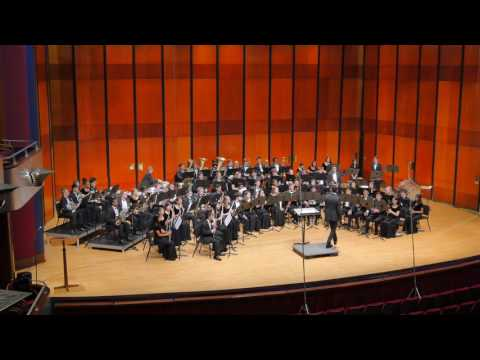 Dawson High School Band Wind Ensemble - Carnival Overture, S