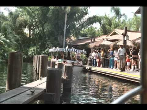 Magic Kingdom Jungle Cruise Source Music