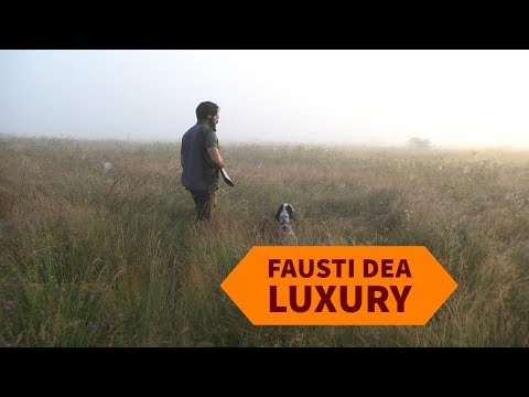 Quail Hunting With The 28 Gauge Fausti DEA Luxury Side-by-side