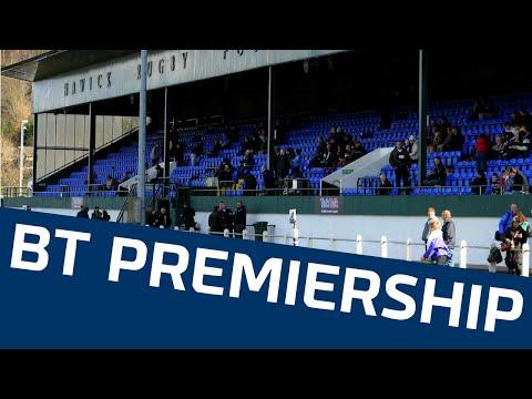 BT Premiership | Hawick v Ayr