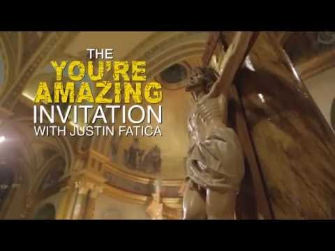 The You're Amazing Invitation