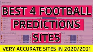 BEST 4 FOOTBALL PREDICTIONS SITES IN 2020 screenshot 1
