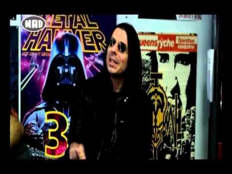 Septic Flesh interview @ TV WAR (29/2/16)