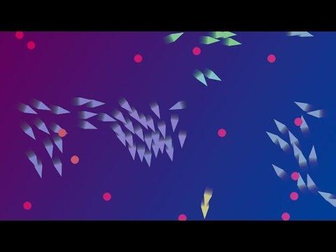 How do Boids Work? A Flocking Simulation