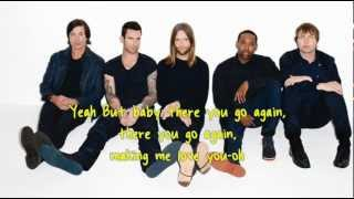 Cover images Maroon 5 - One More Night (Lyrics On Screen) [Studio Version]