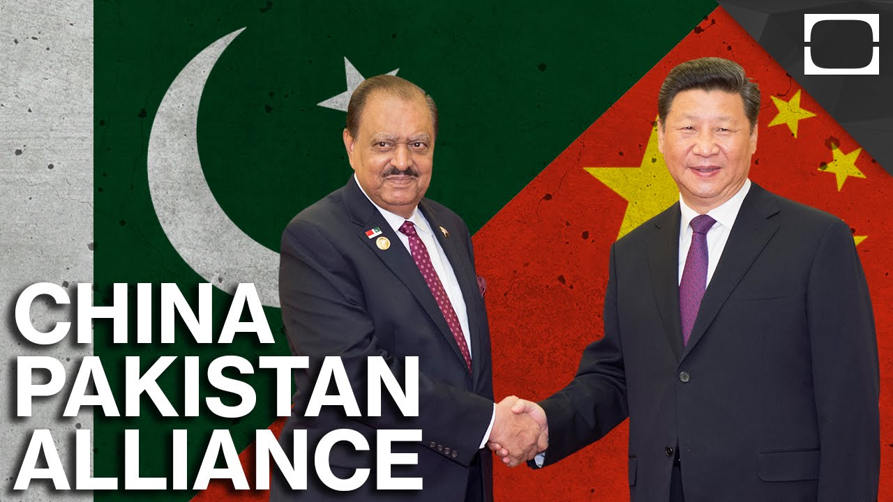 pakistan and america relationship with china