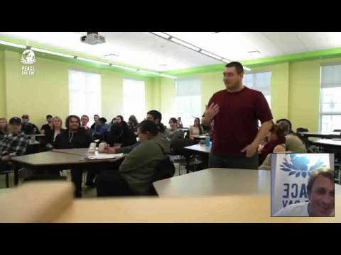 St  Thomas University, Canada - PeaceTalk