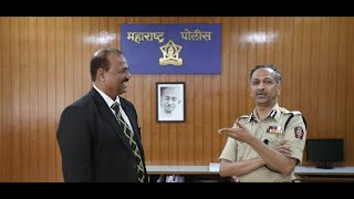#StreetMBA    In Conversation with Dr K Venkatesham, Pune City Police Commissioner