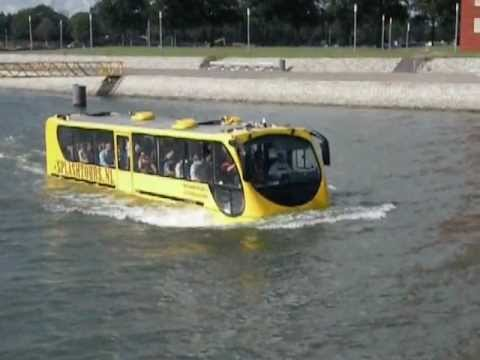 Waterbus Nieuwe Maas Rotterdam