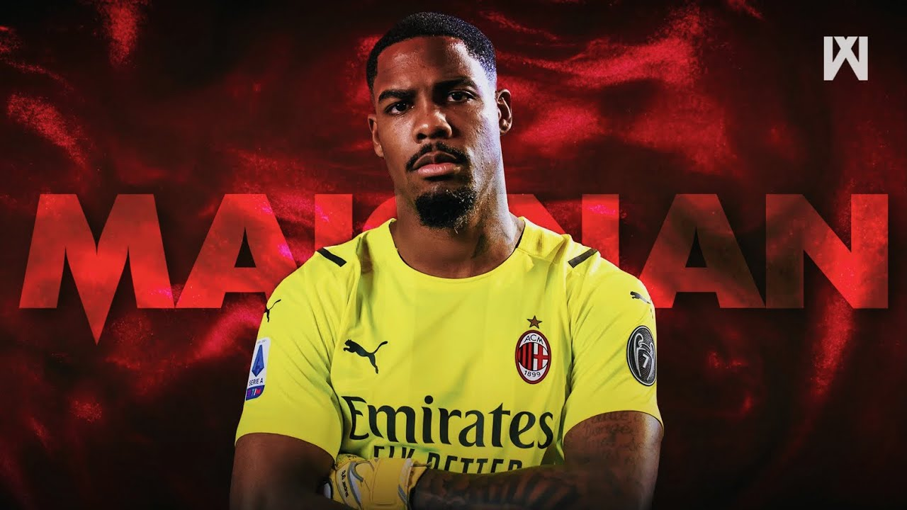 Mike Maignan - Welcome to AC Milan ● Saves Compilation ● 2020/21|HD