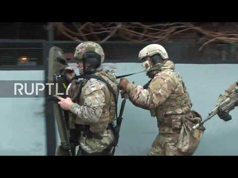 Russia: Three suspected of financing Islamic State arrested in southern Russia